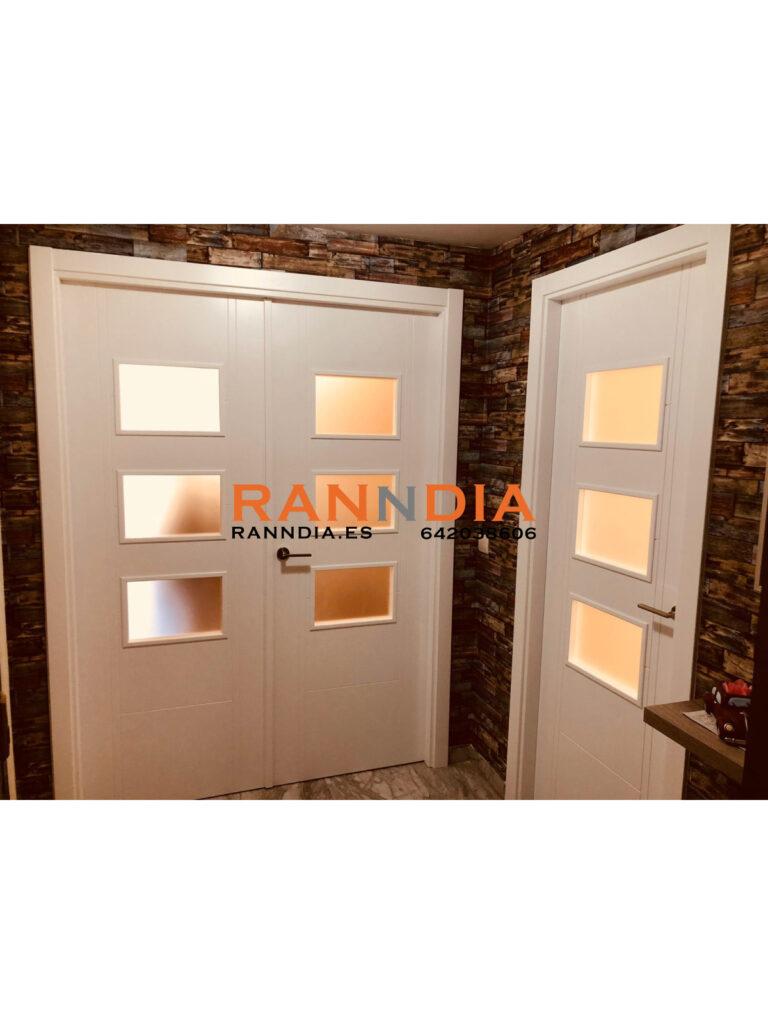 Puertas interiores Torrox
